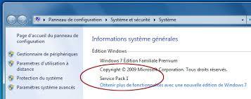 configurer bureau à distance windows 7 windows 7 sp1 10 choses à savoir avant d installer cnet