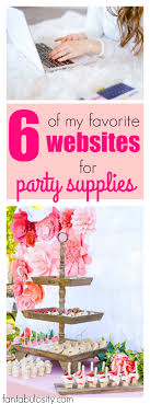 crawfish party supplies a list of my favorite websites for party supplies fantabulosity