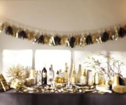 New Year S Eve Dinner Party Decorations by 10 Color Schemes For A Sparkling New Year U0027s Eve Party