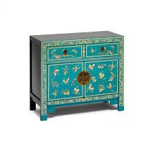 oriental decorated blue sideboard u2013 the nine schools