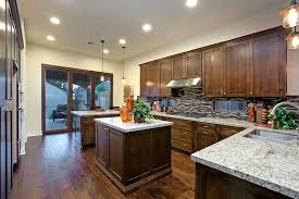 hickory kitchen island traditional kitchen with kitchen island by andrew fosheim zillow