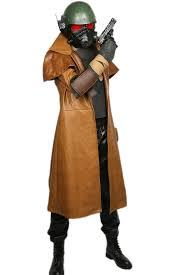 deathstroke costume halloween xcoser fallout 4 veteran ranger full set of cosplay costume