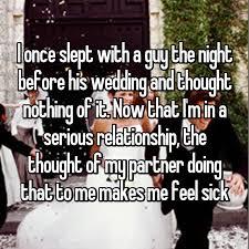 marriage caption on my wedding i slept with my husband s my husband