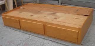 Captain Bed With Storage Build Captains Bed Techethe Com