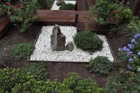 garden pebble garden