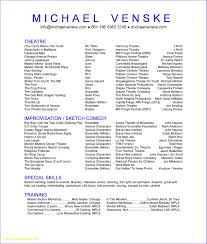 resume template for unique resume templates for actors resumes