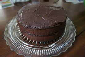 featured recipe chocolate stout cake happb