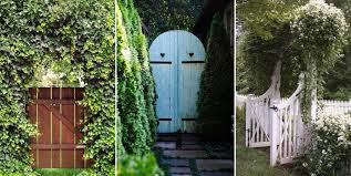 Backyard Gate Ideas 17 Best Garden Gates Ideas For Beautiful Garden Gates