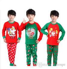 2018 2016 new boutique pajamas boys autumn