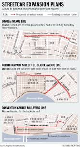 New Orleans Rta Map by Rta Might Use Its Own Money For New North Rampart Streetcar Line