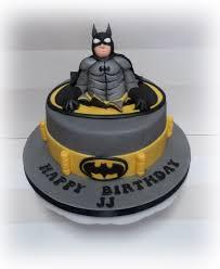 batman themed boys birthday cake bakealous
