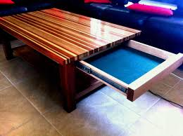 sliding top coffee table coffee table with sliding top plans storage woodworking wicker