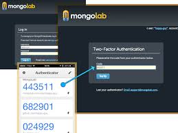 mongolab now supports two factor authentication