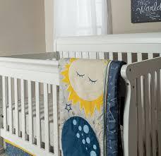 Rocket Ship Crib Bedding Trend Lab Galaxy 3 Crib Bedding Set Reviews Wayfair