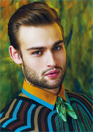 hair style photo booth douglas booth does dandy style for the protagonist