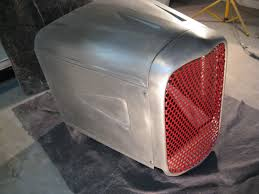Old Ford Truck Grills - custom take on the classic 1932 ford grille shell hood and side