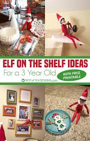 on the shelf ideas for a 3 year free printable schedule