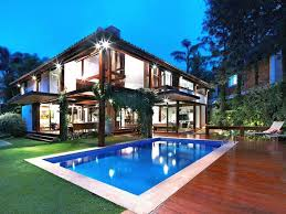 tropical home designs tropical home design made of wood 4 home ideas