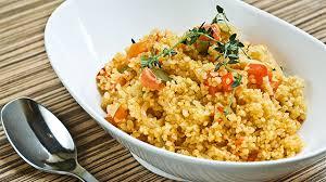 cuisiner le boulgour recette boulgour pilaf de fisun ercan recettes de chefs ca