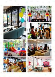 baby shower kids u0027 party event skyve wine bistro singapore u0027s