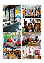 baby shower kids u0027 party event skyve wine bistro singapore u0027s