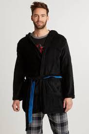 robe de chambre courte pour homme peignoir homme pas cher peignoir de bain