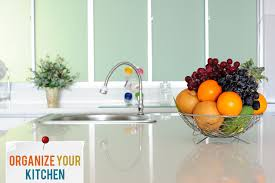 How To Organize Your Kitchen Counter Kitchen U2013 Spend Smart Eat Smart
