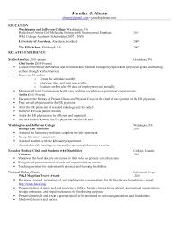 Medical Scribe Resume Sample by Doctor Of Veterinary Medicine Resume Corpedo Com