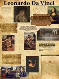 leonardo da vinci biography for elementary students leonardo da vinci worksheets art history and history