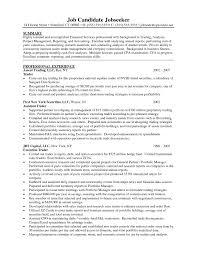 cfo resume sample cfo resume for hedge fund americans thumb cf cfo resume for hedge fund