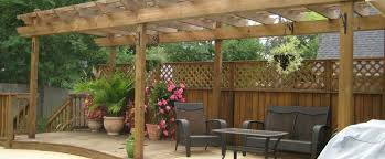 deck builder garden structures pergolas u0026 arbors bossier city
