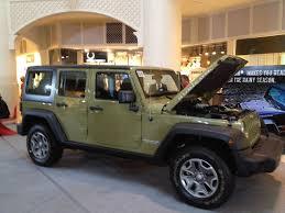 toy jeep wrangler 4 door file jeep rubicon green jpg wikimedia commons