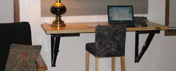 Wall Desk Folding by Wall Mounted Table Folding Desk Bench Solution