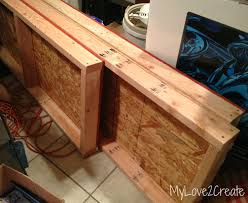 Basement Storage Shelves Woodworking Plans by Storage Shelves A Tutorial My Love 2 Create