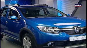 renault lebanon auto focus 25 11 2016 renault sandero stepway 2017 youtube