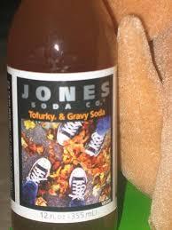 tofurky and gravy soda from izea room biz