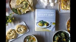 The Smitten Kitchen Cookbook by Smitten Kitchen Every Day Cookbook Trailer Youtube