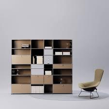 modular shelf contemporary metal commercial haller e usm