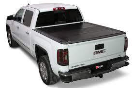1988 2013 gmc sierra hard folding tonneau cover bakflip g2 226101