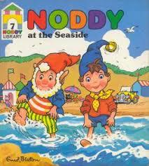 noddy seaside enid blyton