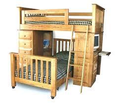 bed and dresser combo end of bed loft beds toddler bed dresser