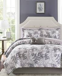 How To Set A Bed Park Essentials Shelby 9 Pc California King Comforter Set