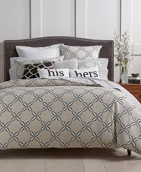 macy bedding sets charter club damask designs outlined geo comforter sets created