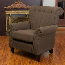 Linen Club Chair Shop Best Selling Home Decor Waldorf Casual Chocolate Linen Club