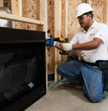 Electric Fireplace Insert Installation by Fireplace Installation Chimney Repair Fireplace Mantels