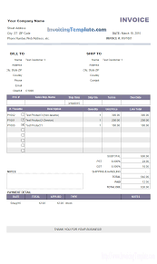 Invoice Payment Template pay invoice template pertamini co