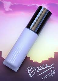 becca first light primer becca first light filter face primer review makeup and beauty blog