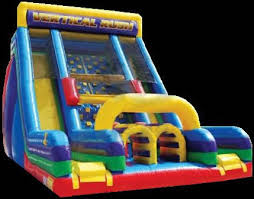 party rental west palm a party palm west palm bounce house water