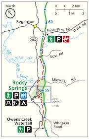 Terminus Cave Map Natchez Trace Npmaps Com Just Free Maps Period