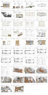 floor plans small houses tiny house on wheels floor plans blueprint for construction plush